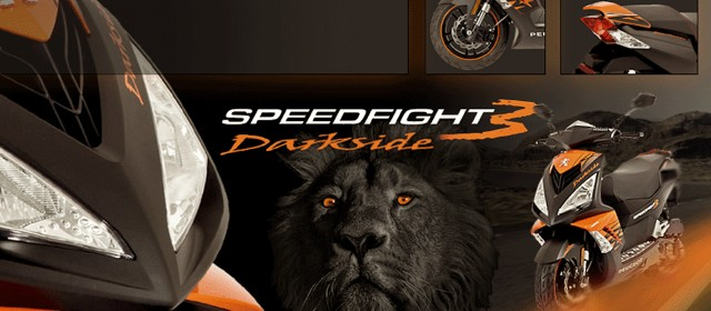 Speedfight 3 mit 125ccm